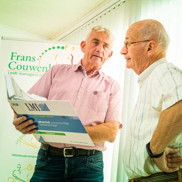 Kennismaking Frans Couwenberg