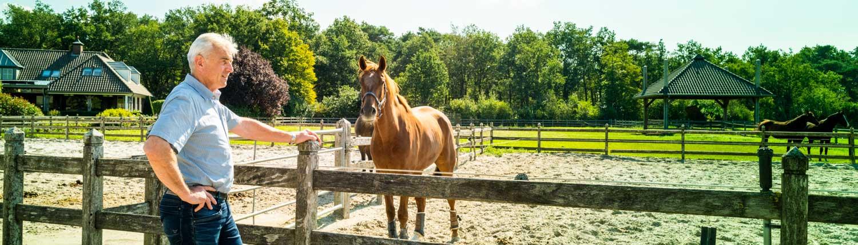 Liefde voor paardensport